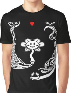 Flowey Graphic T-Shirt