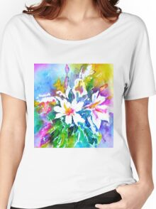 Springtime Women's Relaxed Fit T-Shirt