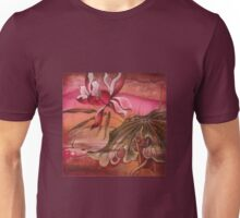 """Awakening at Dawn"" from the series ""In the Lotus Garden"" Unisex T-Shirt"