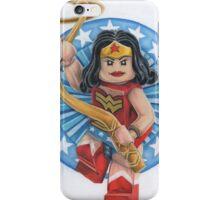 Lego Wonder Woman iPhone Case/Skin