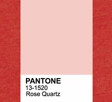 Pantone Rose Quartz Tri-blend T-Shirt