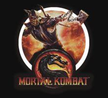 Mortal Kombat One Piece - Long Sleeve