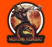 Mortal Kombat Kids Tee