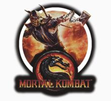 Mortal Kombat Kids Tee