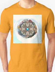 Small World In The Clouds Unisex T-Shirt