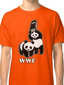 WWF [Alternative Version] Classic T-Shirt