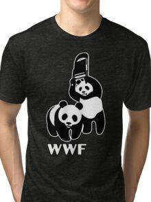 WWF [Alternative Version] Tri-blend T-Shirt