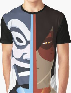 The Crossroads of Destiny - Avatar Graphic T-Shirt