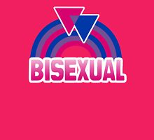 Bisexual Pride Womens Fitted T-Shirt