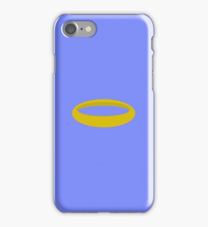 Simple one Ring iPhone Case/Skin