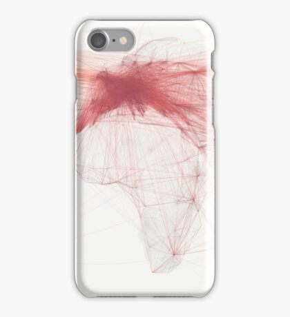 The Connected World iPhone Case/Skin