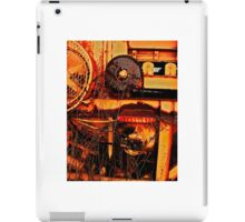 Heavey Process iPad Case/Skin
