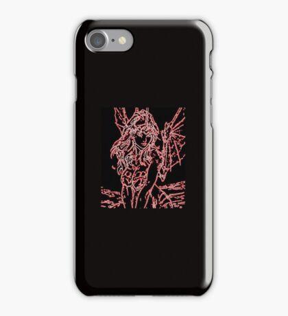 Neon Faerie iPhone Case/Skin