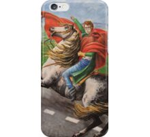 Napolen Dynamite Crossing the Street iPhone Case/Skin