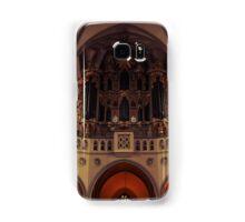 church organ Samsung Galaxy Case/Skin