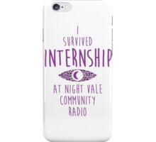 I survived Internship! iPhone Case/Skin