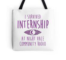 I survived Internship! Tote Bag