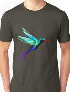 polygonal bird  Unisex T-Shirt