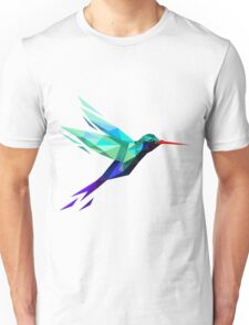polygonal bird  Unisex T-Shirt