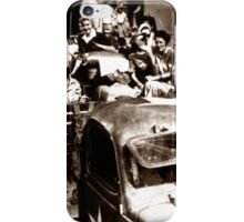 Nurses Liberated from Santo Tomas 1945 iPhone Case/Skin