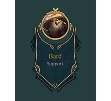 League of Legends - Bard Banner Photographic Print