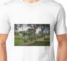 Garden of the Centro Cultural Banco do Brasil, Brasília Unisex T-Shirt