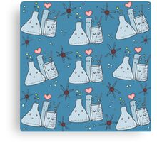 Glassware Friends Canvas Print