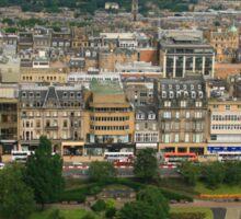 City Of Edinburgh Sticker