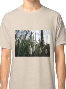 Snowdrops Classic T-Shirt