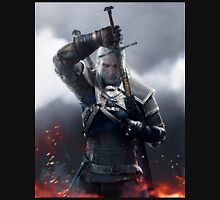 The Witcher III Work Geralt :) Unisex T-Shirt