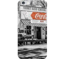 Rabbit Hash Store-Front View SC iPhone Case/Skin