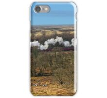 Flying Scotsman - North York Moors iPhone Case/Skin