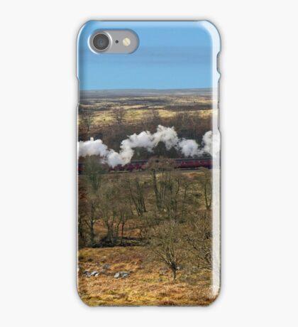 Flying Scotsman - North York Moors iPhone Case/Skin
