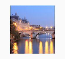 River Seine Paris Unisex T-Shirt