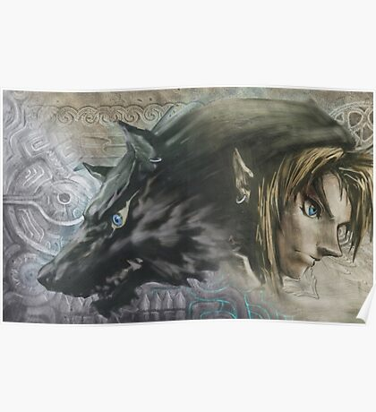 Link From Twilight Princess ! :) Poster