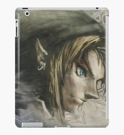 Link From Twilight Princess ! :) iPad Case/Skin