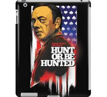 Live by one rule: Hunt or be Hunted iPad Case/Skin