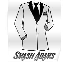 Smash Adams: Secret Agent Poster