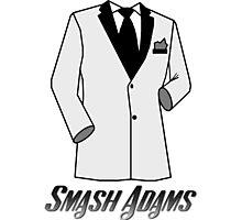 Smash Adams: Secret Agent Photographic Print
