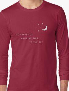 Screen Long Sleeve T-Shirt