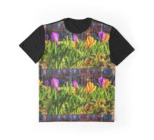 Spring Shopping Underfoot Graphic T-Shirt