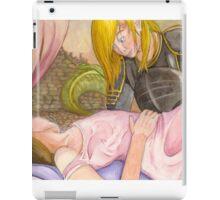 Sleeping Princess iPad Case/Skin