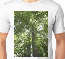 Looking up into the Trees Unisex T-Shirt