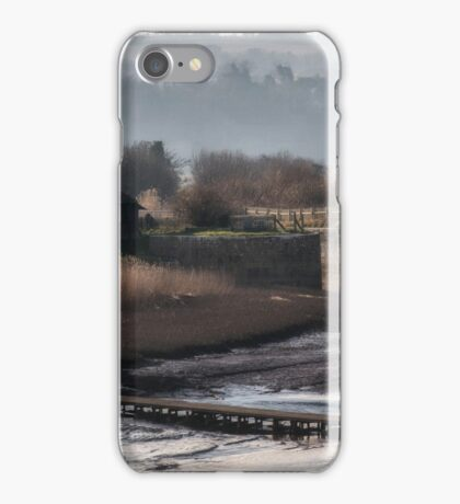 THE LOCK KEEPER'S COTTAGE iPhone Case/Skin