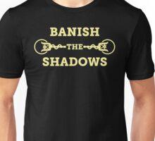 Lux - Banish the Shadows Unisex T-Shirt