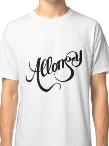 Allons-y - Doctor Who Classic T-Shirt