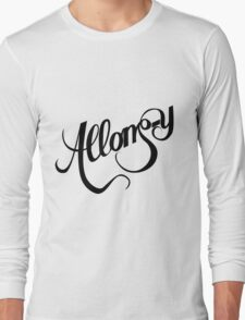 Allons-y - Doctor Who Long Sleeve T-Shirt