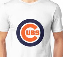 Chicago bears Chicago cubs logo swap Unisex T-Shirt