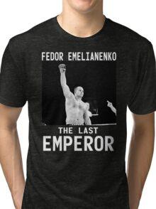 Fedor Emelianenko Signature [FIGHT CAMP] Tri-blend T-Shirt