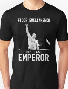 Fedor Emelianenko Signature [FIGHT CAMP] T-Shirt
